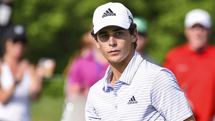 Niemann termina en el puesto 33 en el último torneo de su primera y exitosa temporada como profesional en el PGA Tour