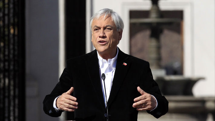 "Piñera tras muerte de Andrés Aylwin: ""Chile pierde a uno de sus mejores hombres"""