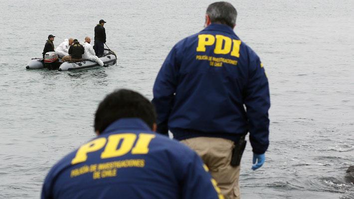 Fiscalía asegura que torso hallado en Valparaíso pertenece a profesor desaparecido hace 11 días