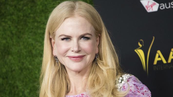 """Primera foto del filme """"Destroyer"""" muestra a una irreconocible Nicole Kidman"""