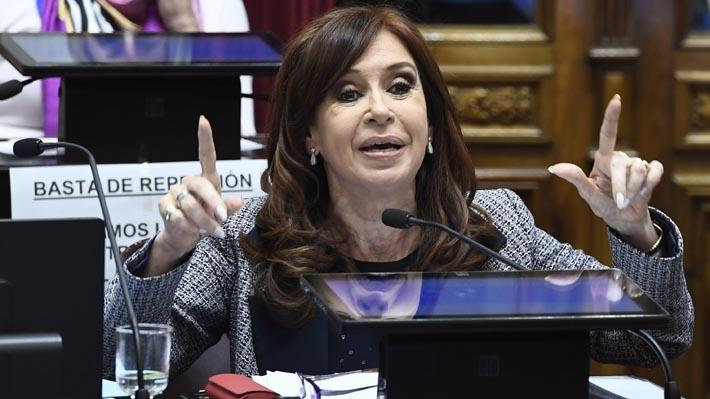 Senado argentino aprueba por unanimidad allanar residencias de Cristina Fernández