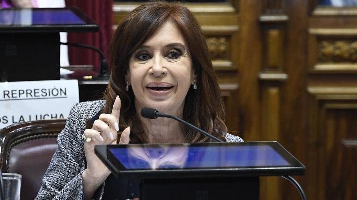 """""""No me arrepiento de nada"""": Las mejores frases de Cristina Fernández en la votación por allanamiento a sus viviendas"""