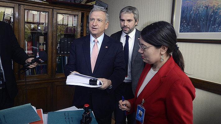 """Gobierno ingresa al límite de la hora reforma tributaria y explica retraso: Pulimos """"hasta el último detalle"""""""