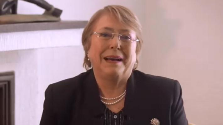 """Bachelet antes de partir a la ONU: """"Estaré informada del acontecer nacional"""""""