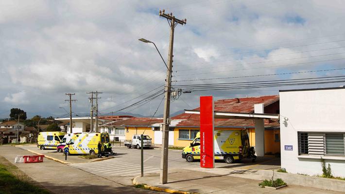Cinco trabajadores de empresas de Quintero son hospitalizados por intoxicación