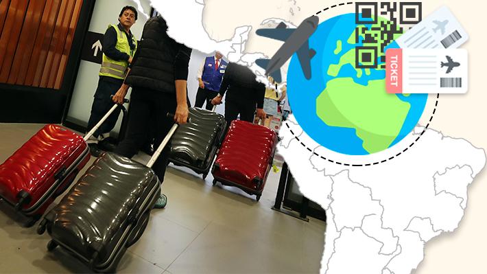 """Estudio revela el impacto """"virtuoso"""" que podría generar en Chile una baja en las tasas de embarque"""