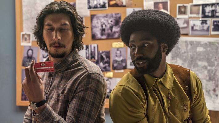 """""""El infiltrado del KKKlan"""", la cinta basada en la historia real de un policía afroamericano que se une al Ku Klux Klan"""