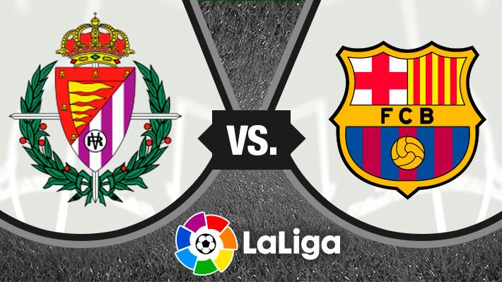 Mira cómo fue la victoria del Barcelona de Vidal ante el Valladolid