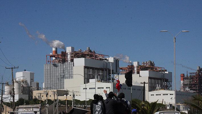"""ENAP por contaminación en Quintero: """"Nos parece insuficiente basar toda la responsabilidad en una presunción"""""""
