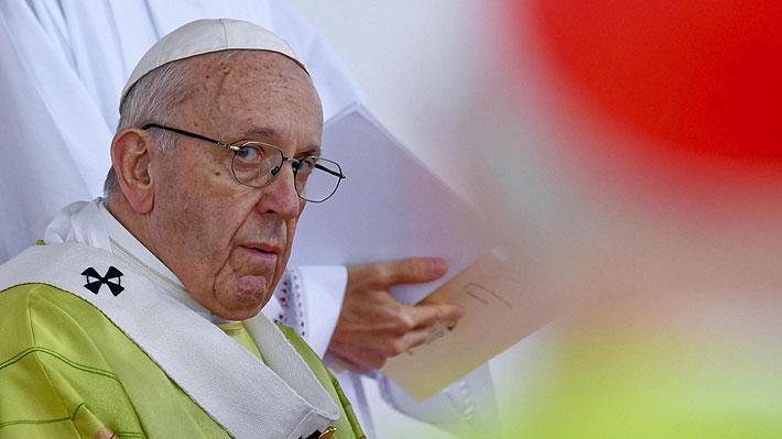 Ex nuncio de EE.UU. acusa al Papa Francisco de encubrir abusos sexuales y cuestiona su rol en Chile