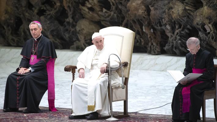Papa Francisco declina comentar las acusaciones en su contra sobre encubrimiento de abusos sexuales de cardenal
