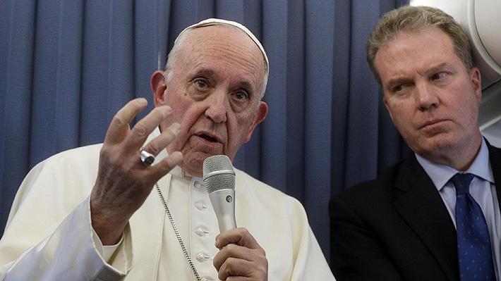 Vaticano retira de comunicado oficial polémica frase del Papa sobre la homosexualidad