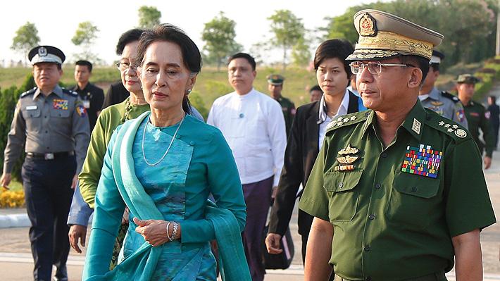 """Expertos de la ONU piden juzgar a militares de Myanmar por """"genocidio"""" de los rohingya"""