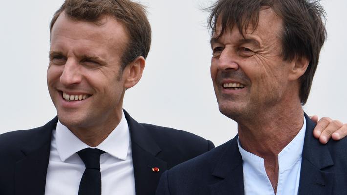 """Ministro francés de Ecología renuncia en vivo y culpa al Gobierno de lograr """"pocas cosas"""""""