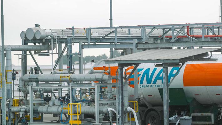 """Medio Ambiente insiste en que """"los niveles más altos de hidrocarburos"""" se han registrado en la planta de Enap"""
