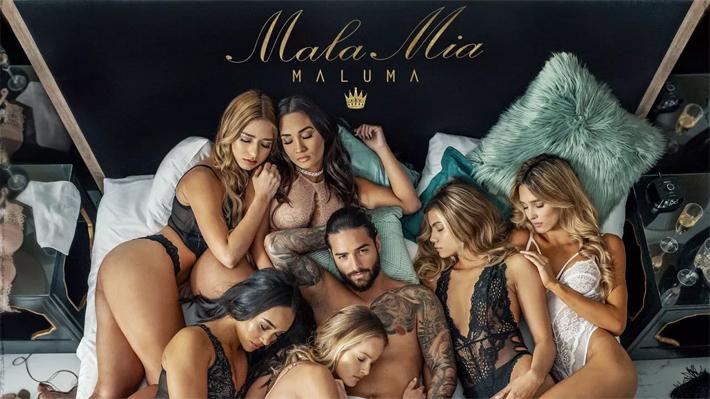 """""""Mejor sola que con Maluma"""": Lanzan campaña para que el cantante deje de cosificar a las mujeres"""
