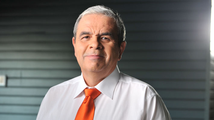 Aldo Schiappacasse se unirá a Claudio Palma: Periodista se incorporará a área deportiva de CHV