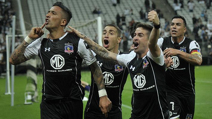 Colo Colo pierde, sufre, pero clasifica a cuartos de la Copa Libertadores después de 21 años
