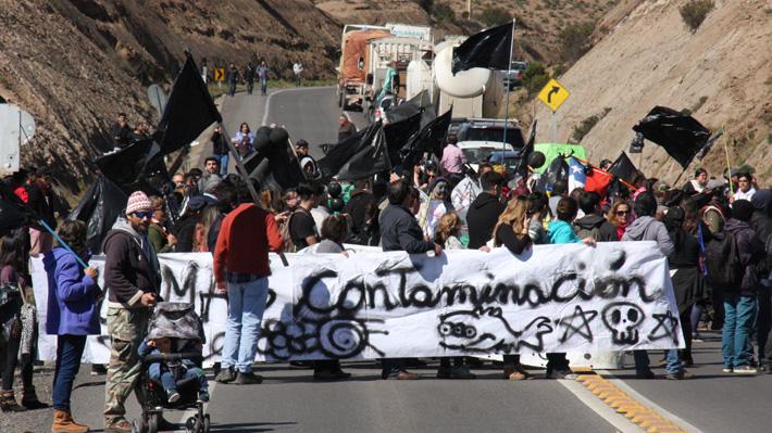 Las versiones encontradas entre el Gobierno y Enap por responsabilidad de nube tóxica en Quintero y Puchuncaví