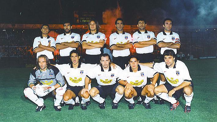 Jugaron contra un equipo chileno y también estaba Héctor Tapia: Cómo fue el último cruce de Colo Colo en 4.os de Libertadores