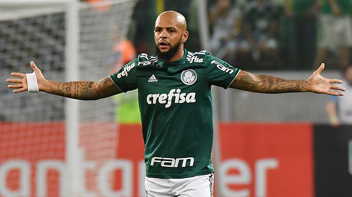 Las Otras Violentas Acciones Del Jugador De Palmeiras Que