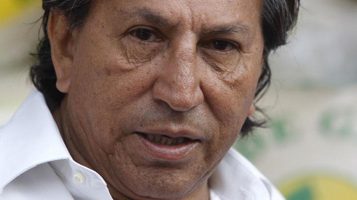 Chileno enfrenta a ex Presidente peruano prófugo y sube video a redes sociales