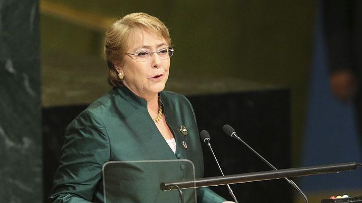 """ONU da la bienvenida a Bachelet como Alta Comisionada y valora que durante su mandato """"promovió los derechos de todos"""""""