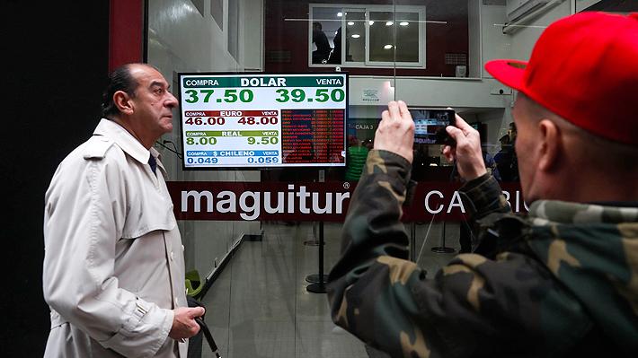 Crisis en Argentina: El peso ha caído 98% en lo que va de 2018 y no se vislumbra un freno