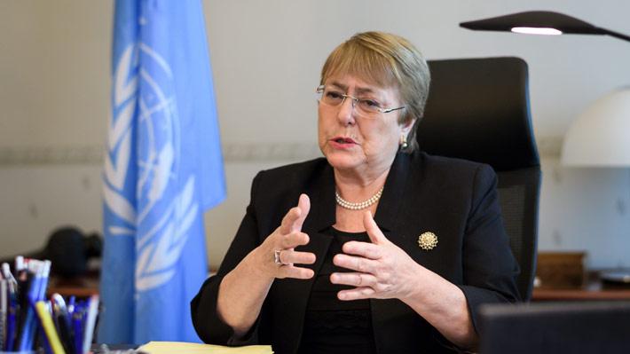 Bachelet asume como alta comisionada de la ONU y pide la libertad de dos periodistas condenados en Myanmar