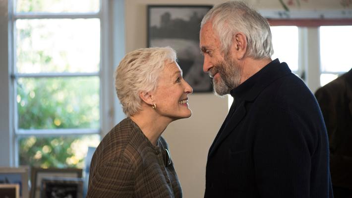 """Glenn Close sobre """"La Esposa"""", su nueva película: """"Encaja de lleno en el movimiento #MeToo"""""""