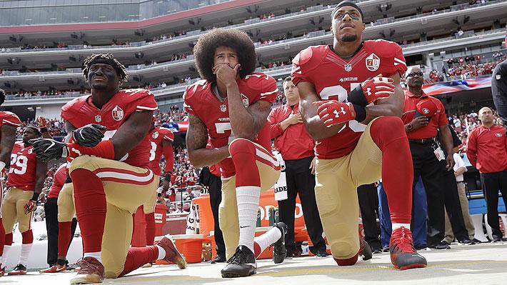 Ex jugador de la NFL que protestó contra el racismo es el nuevo rostro de conocida marca deportiva