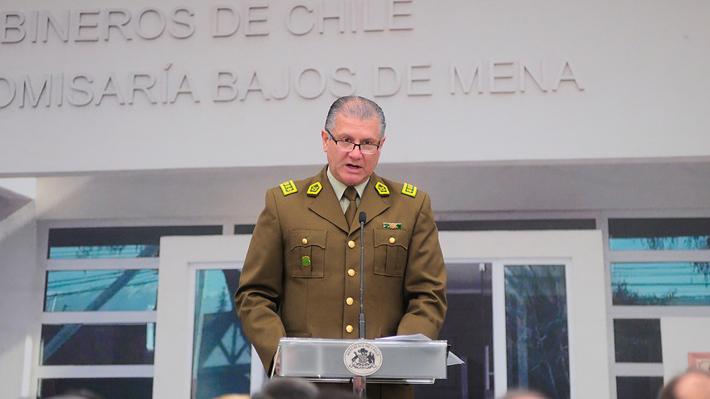 Ex general director de Carabineros Bruno Villalobos declarará como inculpado en muerte de estudiante
