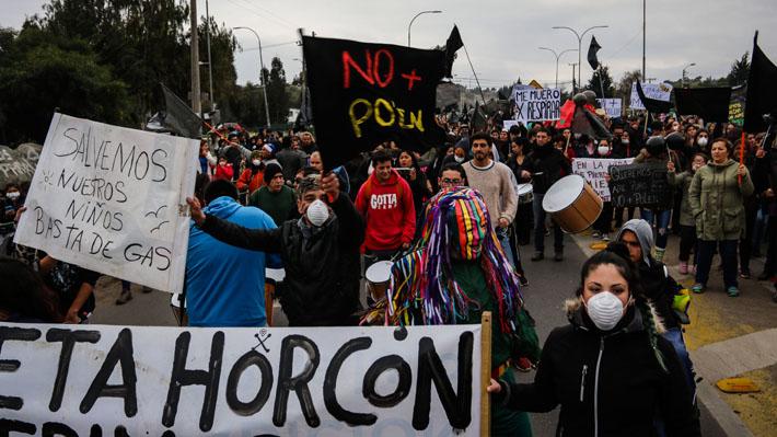 Cronología de una emergencia: Los 15 días de Quintero sin conocer el origen de los episodios tóxicos