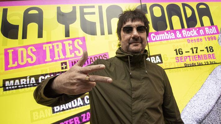 """Álvaro Henríquez reaparece en el lanzamiento de """"La Yein Fonda"""": """"Estoy de vuelta"""""""