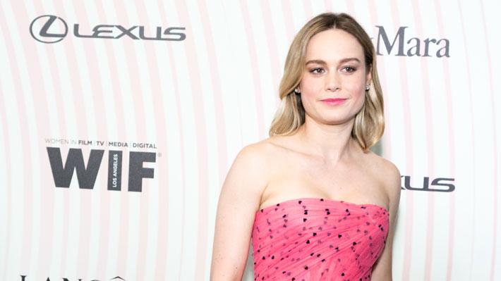 Medio norteamericano publica la primera imagen oficial de Brie Larson como Captain Marvel