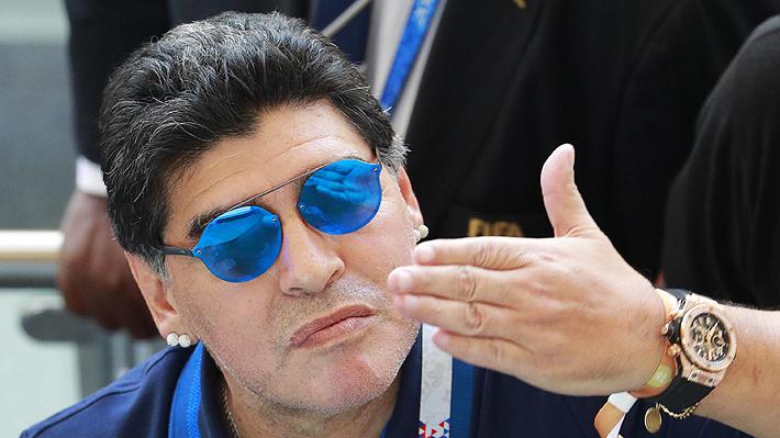 Diego Maradona es tentado para volver a dirigir en Latinoamérica