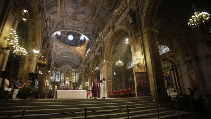 Arzobispado solicita a Corte de Apelaciones que envíe exhorto al Vaticano para obtener antecedentes del caso Karadima