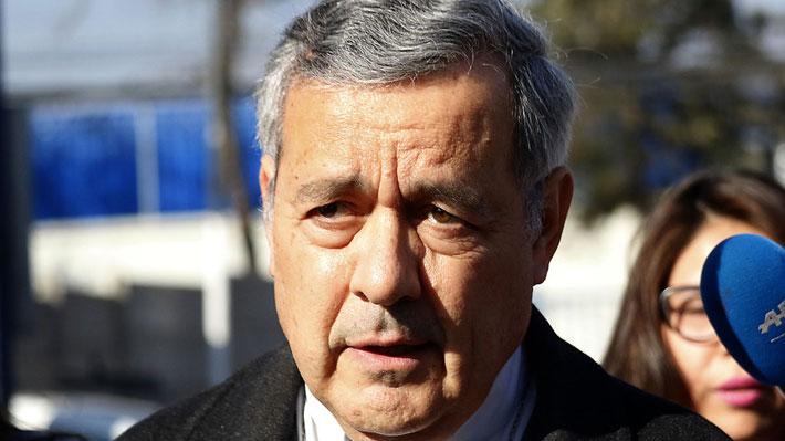 Obispo emérito Juan Barros declara ante fiscalía como imputado por caso Quiroz