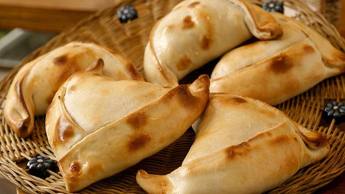 ¡Nuevo ranking de empanadas! Conoce las 10 mejores según la revista Wikén