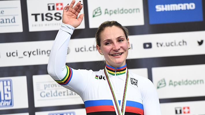 Impacto en Alemania: Bicampeona olímpica de ciclismo queda tetrapléjica tras accidente