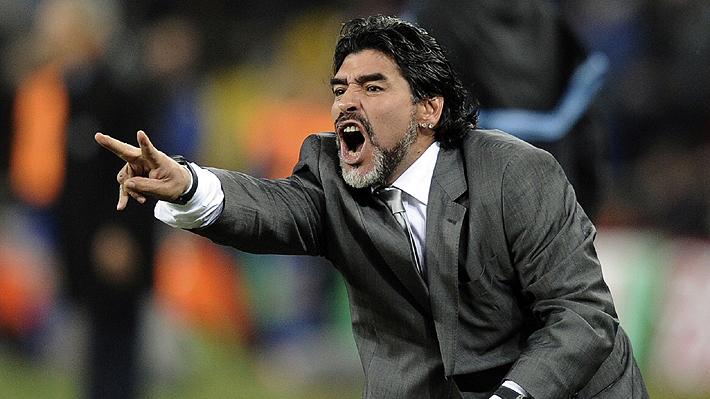 """""""Es ridículo, un fracasado y es solo publicidad"""": En México destrozan a Maradona tras ser anunciado como DT del Dorados"""