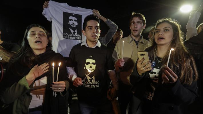 Ataque a Bolsonaro y veto a Lula radicalizan las elecciones en Brasil