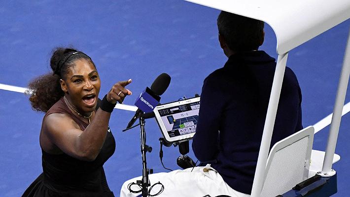 """Serena Williams no cede tras su escándalo en el US Open y acusó """"sexismo"""" por las penalizaciones que recibió"""