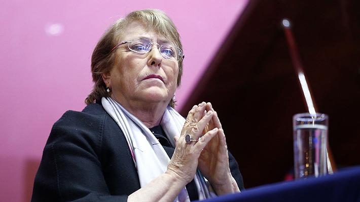 Michelle Bachelet pide a Egipto que revise veredicto que condena a 75 personas a pena de muerte