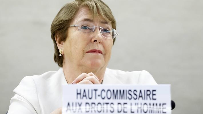 Alta Comisionada Michelle Bachelet acepta reunirse con el canciller de Venezuela