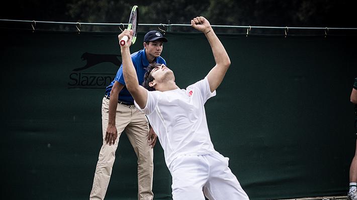 ATP oficializa el gran ascenso de Christian Garin que consigue el mejor ranking de su carrera