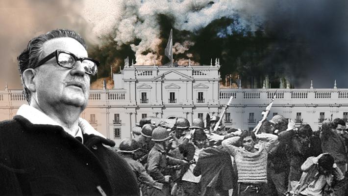 """Cronología del """"11"""": Así fue minuto a minuto el día en que se quebró la democracia hace 45 años"""