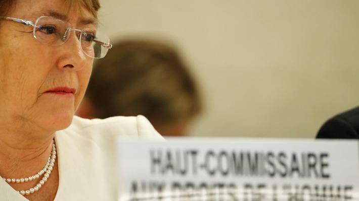 Venezuela confía en que llegada de Bachelet a DD.HH. de la ONU mejore las relaciones