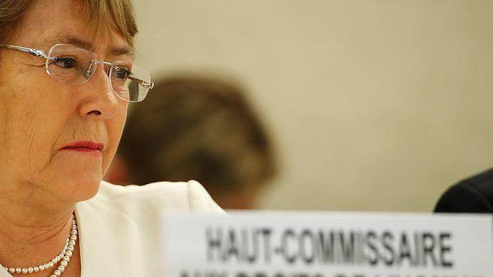 """China llama a Bachelet a """"respetar la soberanía"""" del país tras dichos por situación en provincia de Xinjiang"""