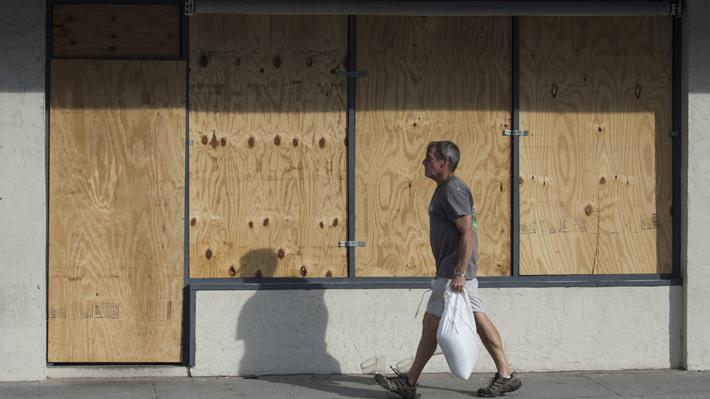La costa este de EE.UU. se prepara ante amenaza del huracán Florence